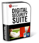 Digital Security Suite - File Shredding and File Encryption in Vista Certified suite