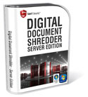 Digital Document Shredder - Vista Certified File Shredder exceeding DoD requirements. Permanently erases and removes information