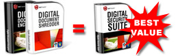 Best value for complete Digital Shredding and Encryption suite